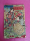 ORIGINAL JAPANESE COLOURED WOODBLOCK BOOK - BIRDS AND FLOWERS